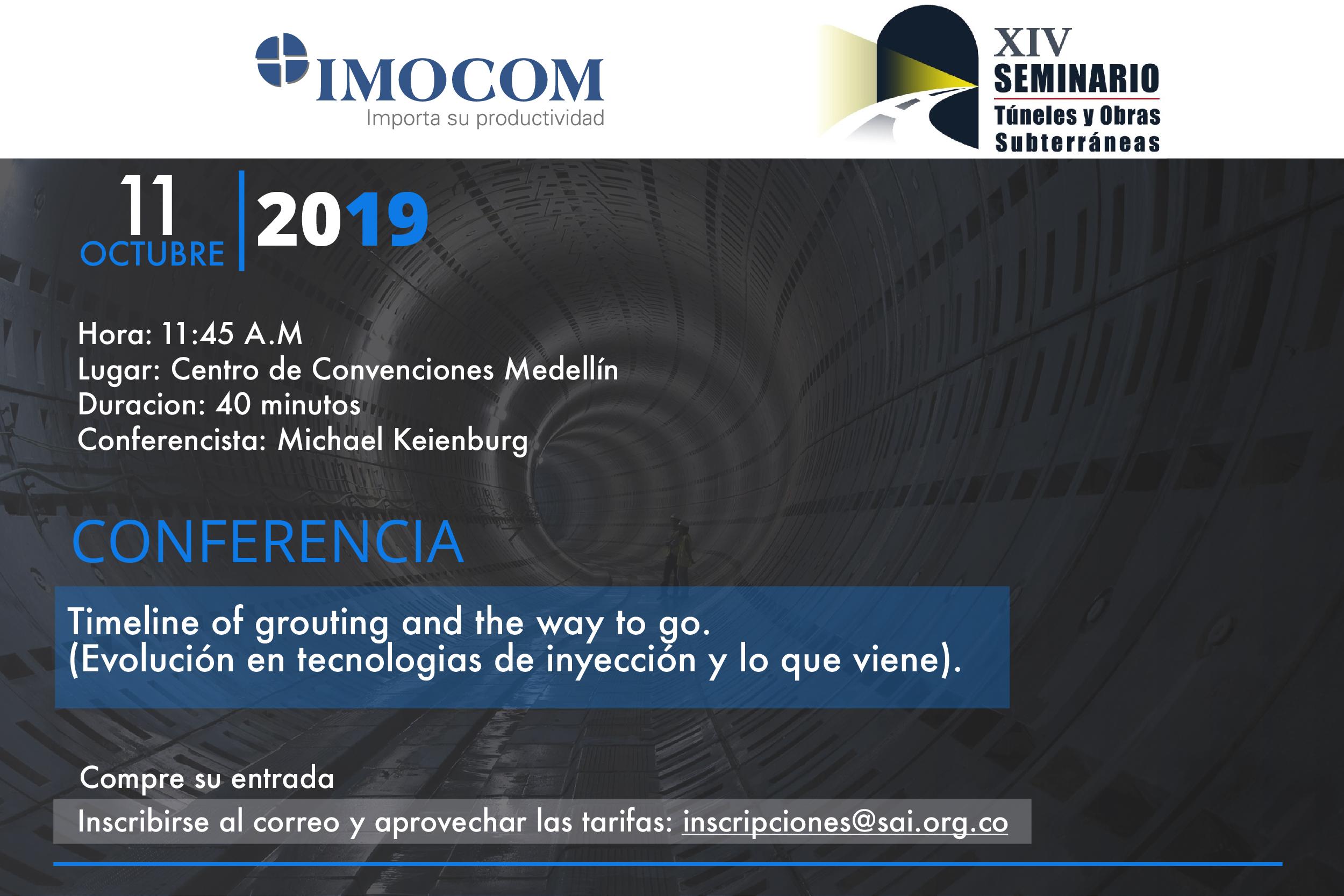 Conferencia Actos Medellín