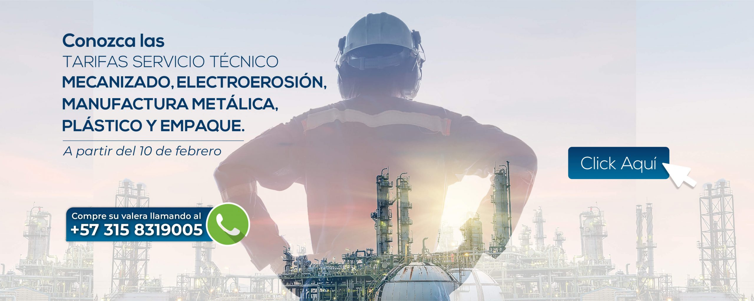 tarifas servicio tecnico IMOCOM 2020