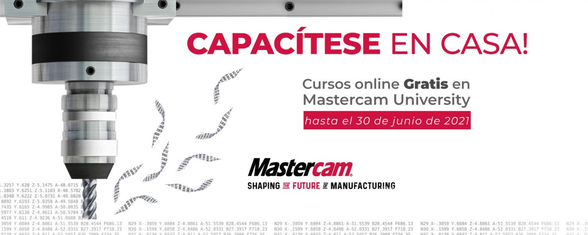 cursos gratis mastercam